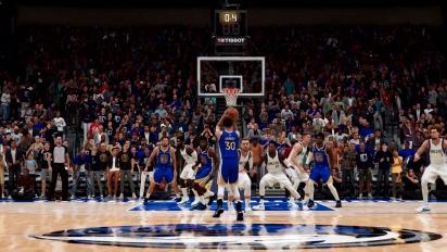 NBA 2K21 para PS5 - Primer gameplay next-gen