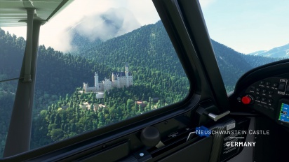 Microsoft Flight Simulator - Europe: Around the World Tour