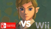 Zelda: Skyward Sword - Comparativa Gráficos Nintendo Switch vs Wii