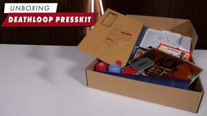 Deathloop - Unboxing del Kit de Prensa