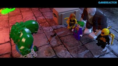 Lego Batman 3: Más allá de Gotham - Gameplay primera hora de juego en PS4
