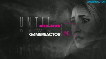 Until Dawn - Livestream de lanzamiento