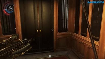 Dishonored 2 - Gameplay PC - Emily asesina en la Mansión Clockwork