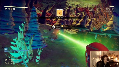 No Man's Sky Modo Supervivencia - Replay del livestream