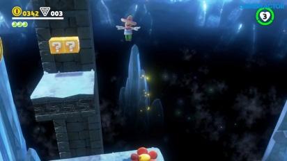 Super Mario Odyssey -  Gameplay del Reino de Arena