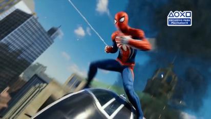 Spider-Man - Tráiler Nueva York en Castellano