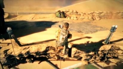 Spec Ops: The Line - primeros 10 minutos de gameplay