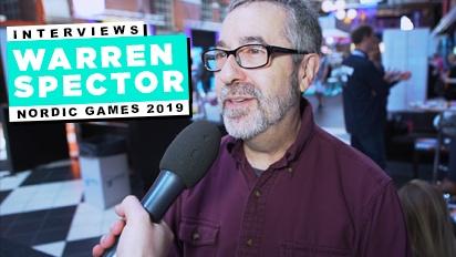 Nordic Game 19 - Entrevista a Warren Spector