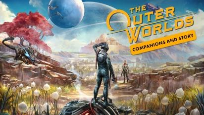 The Outer Worlds - Historia y Compañeros (Patrocinado #2)