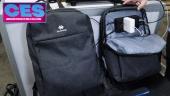 CES20 - Demo de la mochila Sapphire 60 Smart Bag