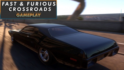 Fast & Furious Crossroads - Primera Misión