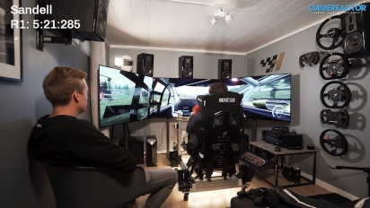 Dirt Rally 2.0 - Gamereactor reta al Campeón Mundial de Rally Junior