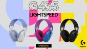 Logitech G435 LIGHTSPEED Wireless Gaming Headset - Unboxing