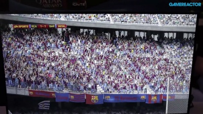 FIFA 14 - PS4 Gamex Gameplay
