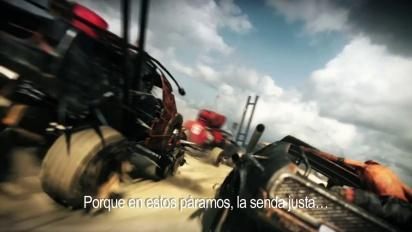 Mad Max - Tráiler español Carretera Salvaje
