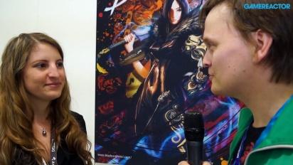 Blade & Soul - Entrevista a Julianne Harty