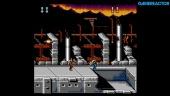 NES Mini - Gameplay de Super C a dobles cooperativo