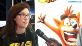 Crash Bandicoot: Nsane Trilogy - Kara Massey Interview