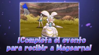 Pokémon Sol/Luna - Tráiler del pokémon singular Magearna
