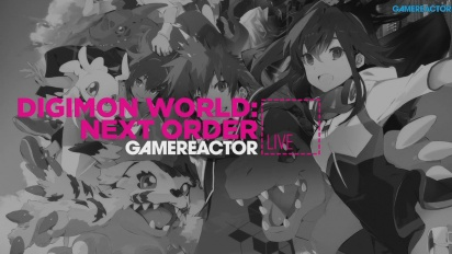 Digimon World: Next Order - Repetición del Livestream