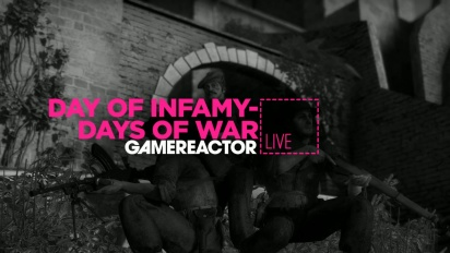 Day of Infamy - Repetición del Livestream