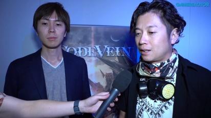 Code Vein - Entrevista a Keita Iizuka & Hiroshi Yoshimura