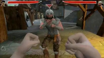 Zeno Clash - Physical Gameplay Trailer