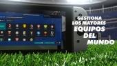 Football Manager Touch 2018 - Tráiler de lanzamiento de Nintendo Switch