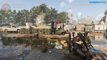 The Division 2 - Gameplay E3 2018