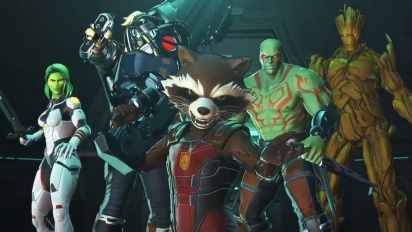 Marvel Ultimate Alliance 3: The Black Order - Announcement Trailer