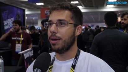 Dolmen - Entrevista a Gabriel Ferreira