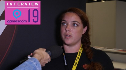 Into the Dead 2 - Amanda Kirby Interview