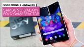 Samsung Galaxy Fold - Preguntas y Repuestas Gamereactor