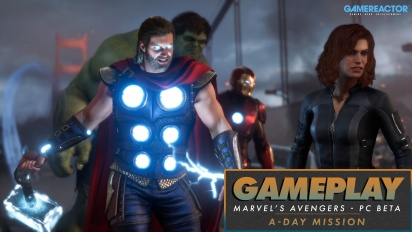 Marvel's Avengers - Gameplay Misión A-Day en PC