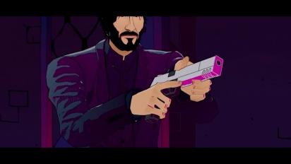 John Wick Hex - Become The Baba Yaga Trailer