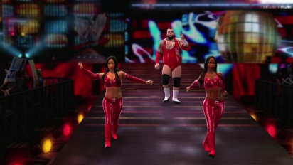 WWE 13 - Roster Reveal Trailer