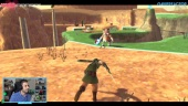 Zelda: Skyward Sword HD - 40 minutos entre Lanayru y la Tierra del Persidio