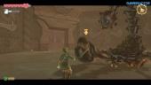 Zelda: Skyward Sword HD - Batalla contra jefe Morgrad y escena en el Templo del Tiempo