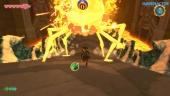 Zelda: Skyward Sword HD - Batalla contra jefe Malócula y escena en el Manantial terrenal