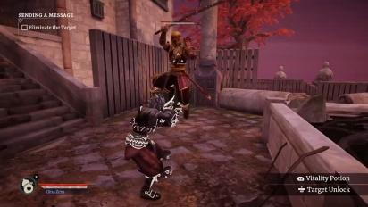 Aragami 2 - Stealth & Combat Features Developer Walkthrough