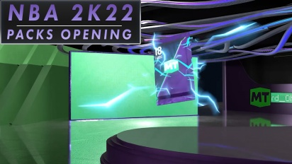 NBA 2K22 - Abriendo sobres de MyTeam  Anniversary Edition
