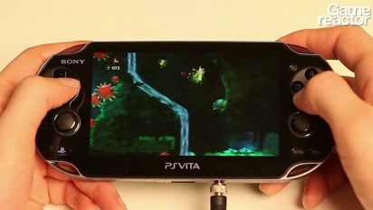 Rayman Origins - PS Vita Gameplay 2