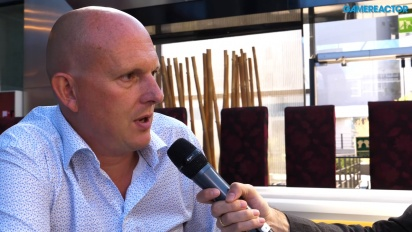 Entrevista a Phil Harrison