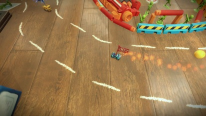 Micro Machines: World Series - Out Now Trailer