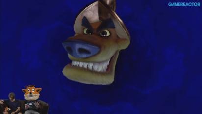 Crash Bandicoot N. Sane Trilogy - Replay del livestream de lanzamiento