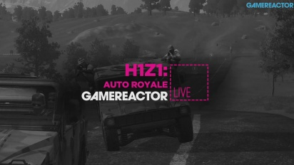 H1Z1: Auto Royale - Livestream Replay