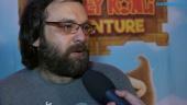 Mario + Rabbids Kingdom Battle - Entrevista a Xavier Manzanares y Davide Soliani