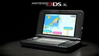 Nintendo Direct en español: anuncio 3DS XL y novedades 3DS