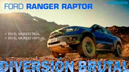 Ford Ranger Raptor X Forza Horizon 4: Mundo real vs virtual