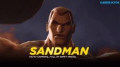 Marvel Ultimate Alliance 3: The Black Order - Fighting Sandman Gameplay